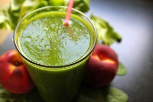 Ljekovitost zelenog soka